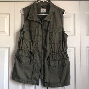 Old Navy Utility Vest